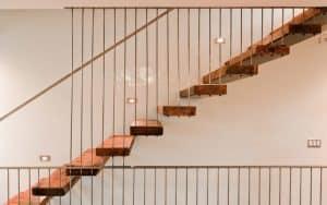 tangga baja ringan