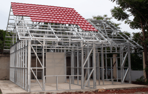5 Kelemahan Atap Baja Ringan Pada Rumah Tinggal Rumahlia Com