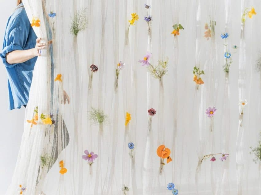 7 Cara Membuat Tirai Pintu Kamar dari Kertas