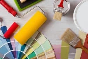 warna cat rumah depan elegan