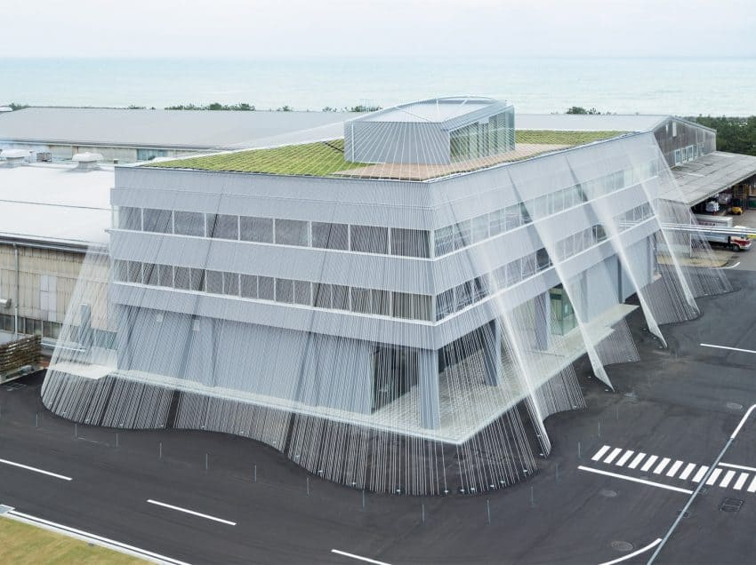 4 Struktur Bangunan Tinggi Tahan Gempa di Jepang