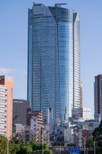 Roponggi Hills Mori Tower