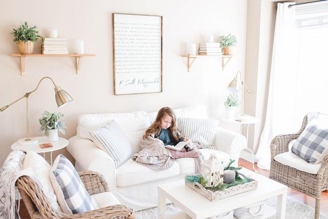 11 Inspirasi Sederhana untuk Ruang Tamu Mungil agar Lebih Lapang