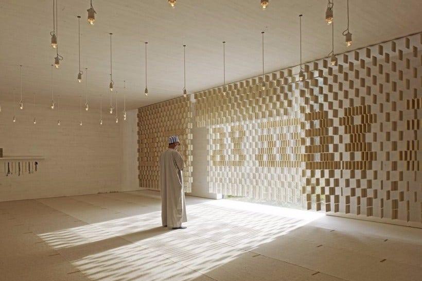 10 Desain Interior Mushola Dalam Rumah Terpopuler