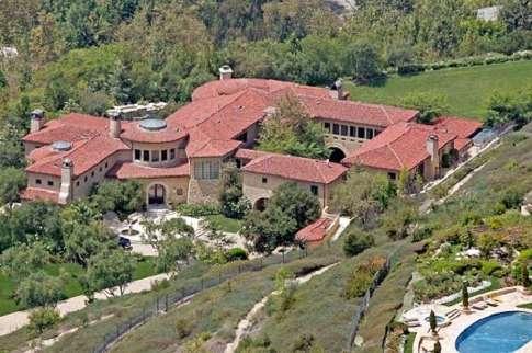 5 Rumah Artis Hollywood Paling Mewah dan Mahal