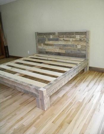 2 Cara Membuat Tempat Tidur Dari Kayu Bekas Paling Mudah