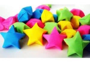 origami bintang