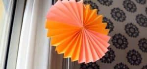 origami kipas