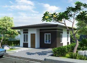 16 model rumah sederhana tapi kelihatan mewah - rumahlia