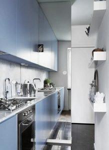 8 Cara Menata Dapur Kecil Memanjang Terlihat Luas Dan Mewah Rumahlia Com