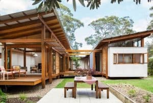 87 Ide Gambar Desain Rumah Atap Miring HD Gratid Unduh Gratis