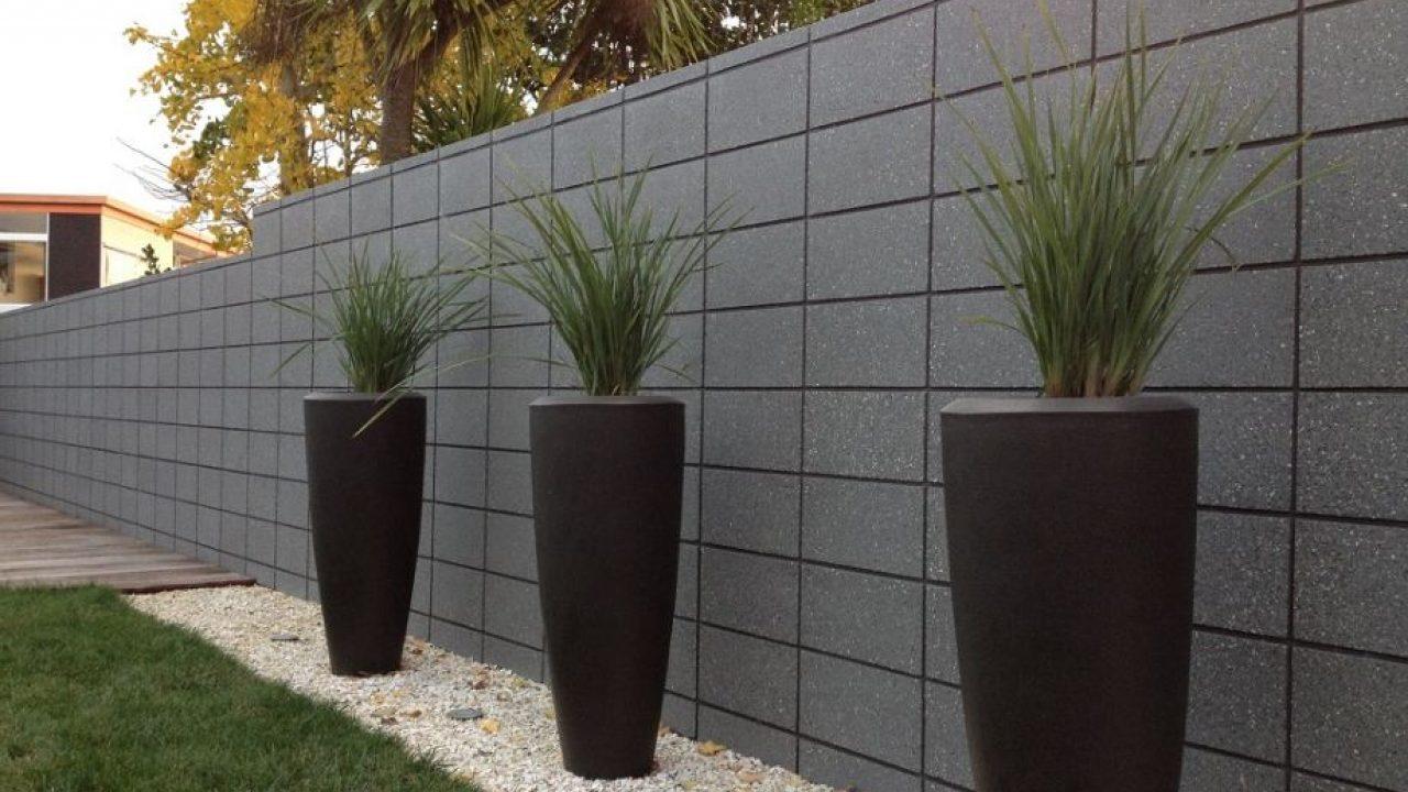 7 Cara Membuat Pagar Tembok Rumah Minimalis Type 36 Rumahlia Com