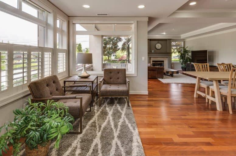 10 Cara Membagi Ruangan Rumah Minimalis Paling Efektif