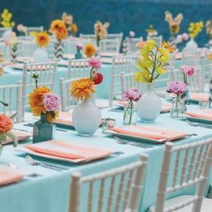 9 tips dekorasi pernikahan warna pastel di rumah