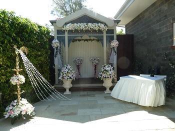 9 ide dekorasi pernikahan di rumah sempit, sederhana tapi
