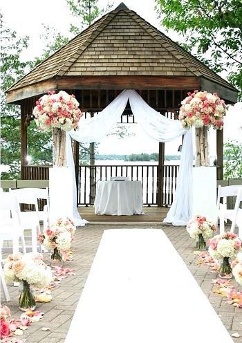 dekorasi pernikahan murah
