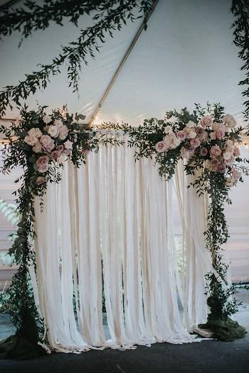 9 Ide Dekorasi Pernikahan Di Rumah Sempit Sederhana Tapi
