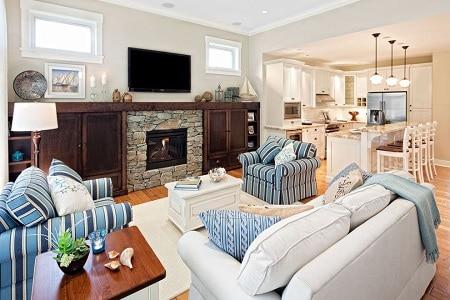 9 ide dekorasi ruang tv sederhana tapi cantik dan nyaman
