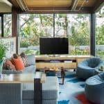 Dekorasi Ruang TV Sederhana