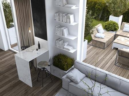 8 Model Ruang Keluarga dengan Penataan yang Simpel Tapi Menarik