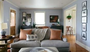 7 desain ruang tamu pintu tengah paling elegan - rumahlia