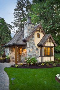 Desain Rumah Eropa Sederhana