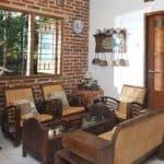 Interior Rumah Klasik Jawa