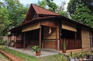 Desain Teras Rumah Limasan Jawa