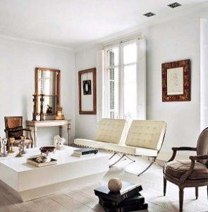Desain Interior Rumah Klasik Minimalis