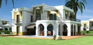Desain Rumah Ala Timur Tengah