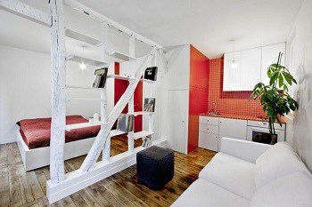 8 Desain Interior Rumah Kecil Paling Murah dan Cantik