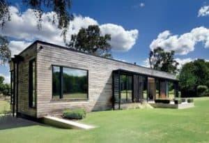 Desain Rumah Klasik Modern 1 Lantai