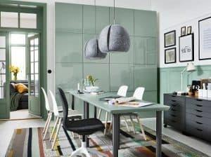 Warna Ruang Kerja Minimalis di Rumah