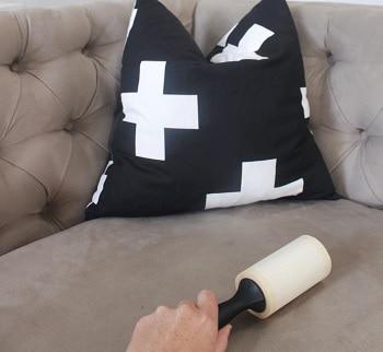 Cara Menghilangkan Bulu Anjing Pada Sofa