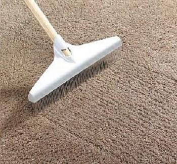 cara menghilangkan bulu halus di karpet