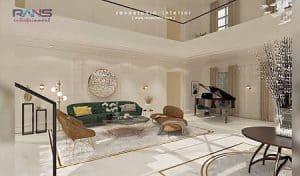 desain rumah raffi ahmad