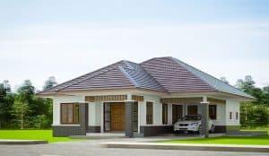 6 konsep desain rumah minimalis thailand, sederhana dan