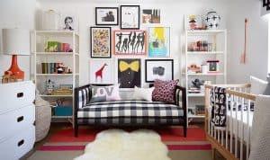 desain kamar tidur ala cafe