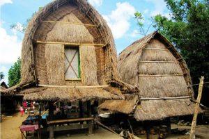 Rumah Suku Sasak
